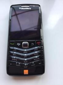 Blackberry pearl unlocked