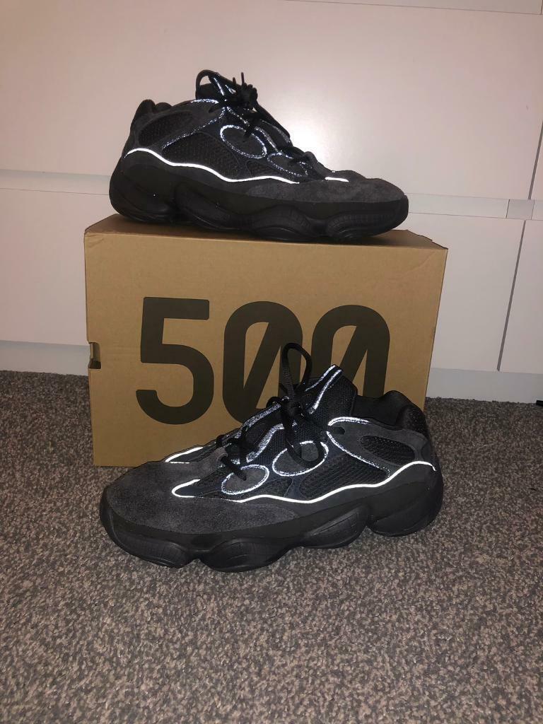new style 4501a f7ba2 Yeezy 500 Utility Black UK Size 10.5 | in Liverpool, Merseyside | Gumtree