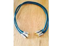 Cambridge Audio Arctic 1m Interconnect Cable
