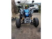 Quad bike road legal