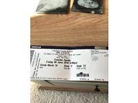 Joe Lycett tickets x 2