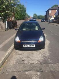 FORD KA 1.3 PETROL 2002 BREAKING FOR SPARES AND REPAIRS