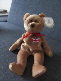 Britannia TY Beanie Baby