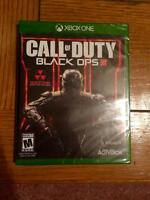Call of Duty Black Ops 3 Unopened