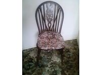 Cottage Style Dining Chairs (4)