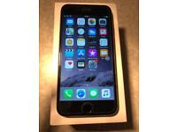IPhone 6 16GB Unlocked Space grey only Touch ID not working rest works perfect