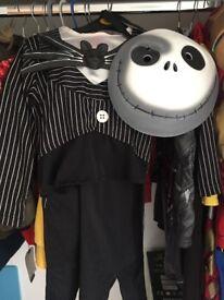 Jack skellington costume age 5/6