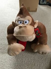 Giant Donkey Kong Collectible Plush Toy