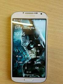 Samsung s4 16GB White