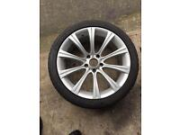 BMW ALLOY WHEELS 5 SERIES M5 WHEELS SET OF 4