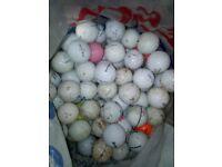 140 golf balls