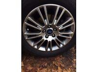 alloy wheels ford original