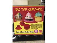 Cupcake silicone Mould - large