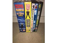 Comedy DVD's - Michael McIntyre, Kevin Bridges, Russell Howard and Ricky Gervais