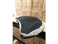 30 x Ikea BRADA laptop cushions, grey and black