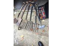 Job lot tools £15 no offers