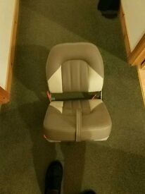 boat seat for fly fishing