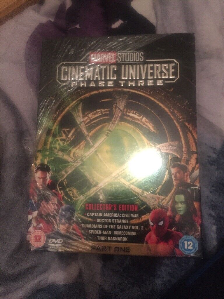 marvel cinematic universe phase 3 | in Bradford, West Yorkshire | Gumtree