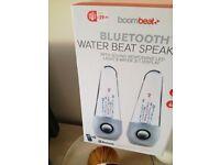 Bluetooth water speakers new