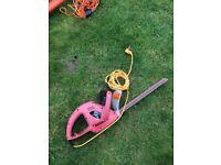 B&Q hedge trimmer cutter 400W, £20