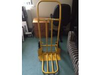 Stair-Climbing Heavy Duty Sack Truck Nearly New