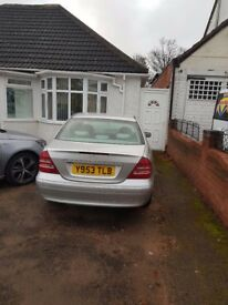 Merc for mot and tax 2lt patrol very good runner