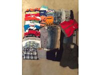 MUST GO - 2yr boy bundle - mainly Gap & Zara - OVER 40 ITEMS