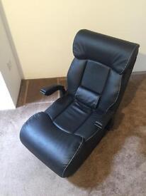 X rocker gaming chair.