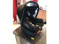 Maxi-Cosi Cabriofix Car Seat and Easyfix Isofix Base - £70 ONO