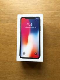 Apple iPhone X 64 GB EE