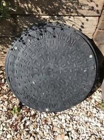 Drain / Inspection Chamber cover.