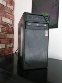 **Brand New** Mini Gaming PC - Ryzen 2200G, Radeon Vega, 8 GB DDR4 Ram, SSD, CD/DVD Drive