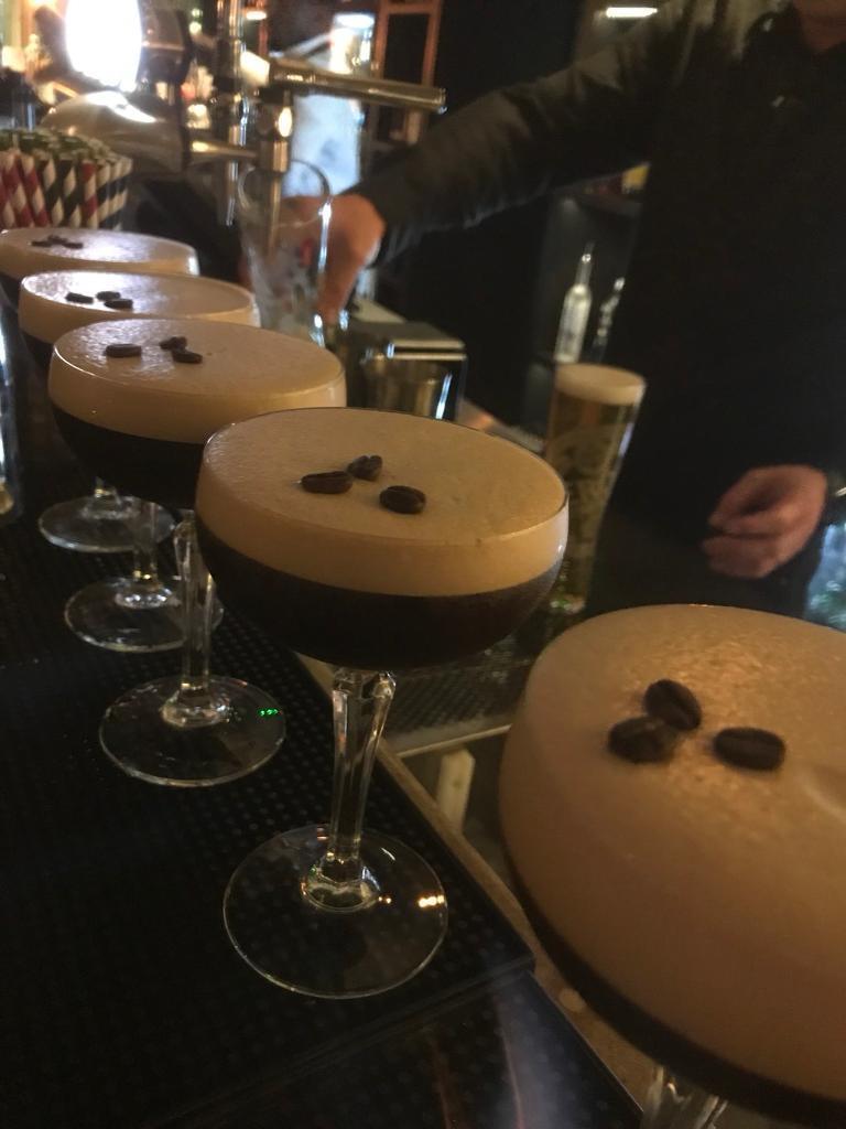Bartender / Mixologit for Events