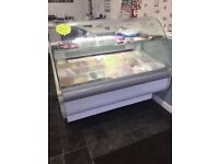 Refrigerated Serve over counter. 1.5 mtrs