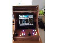 Bartop Arcade (Project) Machine (40k games!)