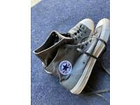 Men's converse all star boots size 13