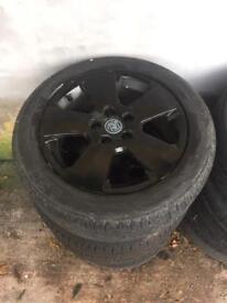 Vauxhall Vector Alloys