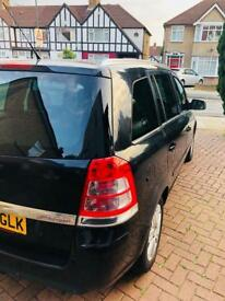 Zafira automatic 2010 low miles 58000