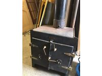 *The Goodwood Stove* lovely old style log burner! ONLY ONE AVAILABLE!