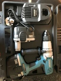 ERBAUER 24V Brand New Drill