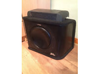Vibe SLR Subwoofer and amp
