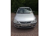 Vauxhall corsa life 1.0 silver 2004(54)