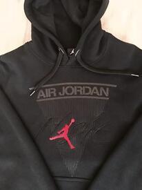 Nike Air Jordan Hooded Sweatshirt