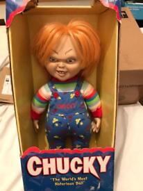 Very Rare Universal Studios Sideshow Toys Original 1999 Chucky Doll