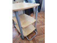 Office desk trolley