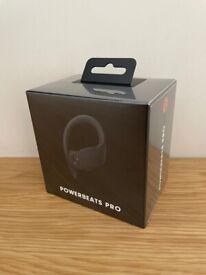Powerbeats Pro - Totally Wireless Earphones - Black **BRAND NEW & SEALED**