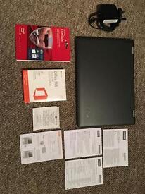 "LENOVO YOGA Lenovo Yoga 510 14"" 2 in 1 - Black + Office 365 + Mcafee Live safe (6months)"