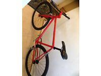 like new fix gear racing road bike / bicycle