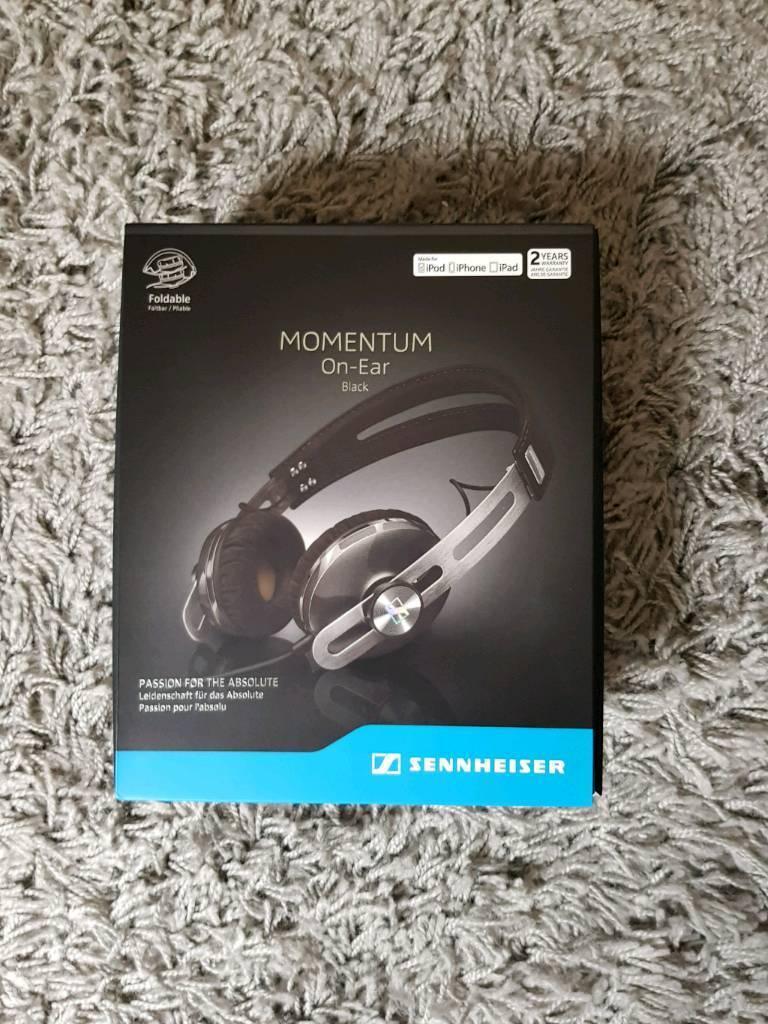 f2b66063cb2 BNIB - Sennheiser MOMENTUM 2 On Ear Headphones | in Oldham ...