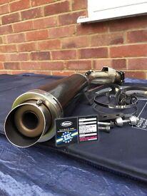 Hurric Exhaust System - Silencer